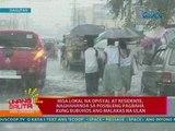 UB: Mga lokal na opisyal at residente ng Pangasinan, naghahanda sa posibleng pagbaha