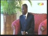 L'Ambassadeur du Mali auprès de la République de Cote d'Ivoire a présenté ses Lettres de Créances.