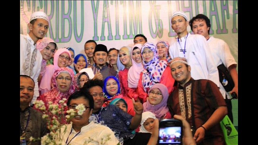 Santunan 1000 Yatim Part11 Bareng Ust Yusuf Mansur 2- (Foto)