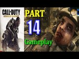 Call of Duty Advanced Warfare Walkthrough Gameplay Part 14 Campaign Mission 13 COD AW Lets Play