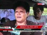 SONA: Ilog sa Bacarra, Ilocos Norte, umapaw; tulay sa pagitan ng dalawang barangay, bumigay