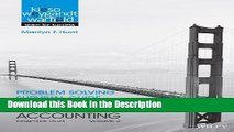 Download [PDF] Problem Solving Survival Guide to accompany Intermediate Accounting, Volume 2:
