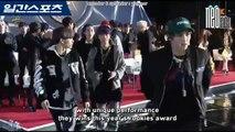 [NEOSubs] 170114 NCT 127 -GDA Newcomer Award