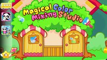 Learn with Mixing Studio - Mix Colorful Paint Android / IOS