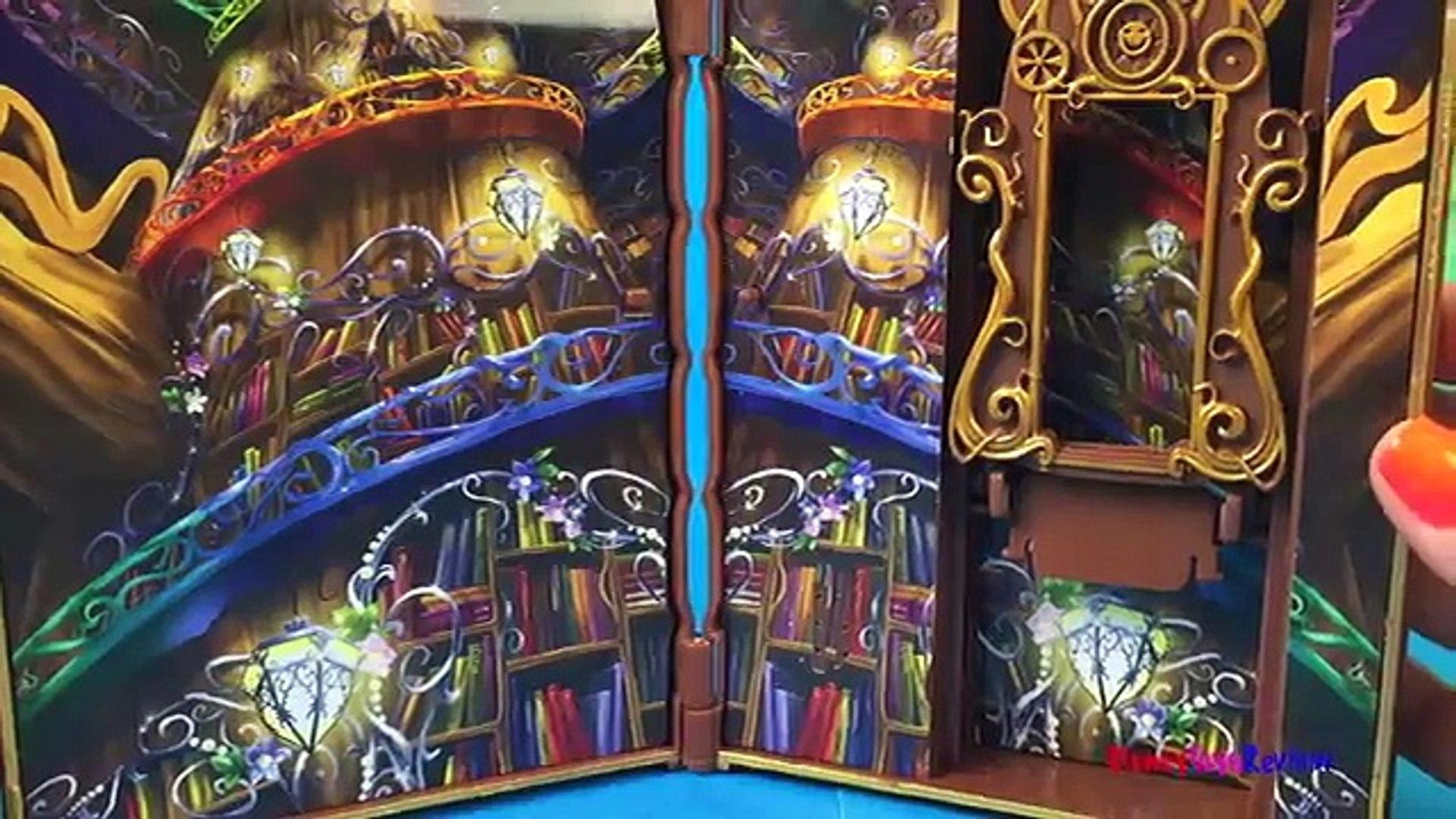 Sofia the First Secret Library Book Playset - Disney Princess Sofia Girls Toys