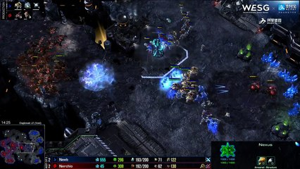 Un throw à 12 000$ - StarCraft II