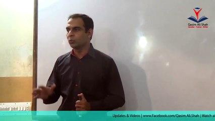 Paper Attempt Skills - Qasim Ali Shah