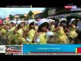 BP: Carabao parade sa Cagayan