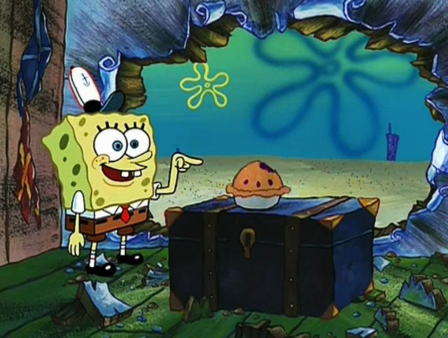 SpongeBob SquarePants - S02E09- Dying For Pie