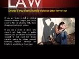 Select a Domestic Violence Attorney Las Vegas | DV Lawyer Las Vegas