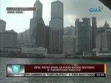 """24 Oras: OFW sa Hong Kong, patay dahil sa flesh-eating bacteria o """"necrotising fasciitis"""""""