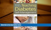 Download [PDF]  Nurses  Guide to Teaching Diabetes Self-Management, Second Edition Rita Girouard