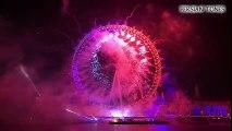 London Fireworks 2016  17 - New Year s Eve Fireworks