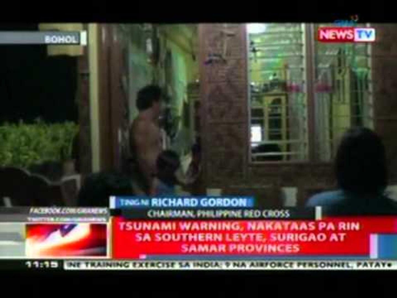 NTL: Red Cross, nag-deploy na ng mga rescue team para tumulong sa paglikas ng mga residente