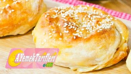 Patatesli Gül Böreği Nasıl Yapılır? | Patatesli Gül Böreği Tarifi | Patatesli Börek