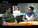 FTW: Is Ray Ray Parks PBA-Ready?