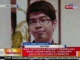 BT: Mga testigo sa umano'y hazing kay Marc Andre Marcos, lumalapit ngayon sa Pamilya Marcos