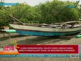 UB: Ilang mangingisda sa Ilocos Norte, halos 1 linggo ng hindi pumapalaot dahil sa masamang panahon