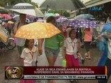 24 Oras: Klase sa mga eskwelahan sa Maynila, suspendido dahil sa masamang panahon