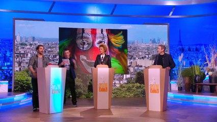 Défi « Fais-moi peur » pour Alain Chamfort et Florent Peyre