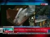 NTL: Sako-sakong pirated DVD sa Maynila, sinira ng OMB