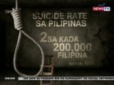 SONA: Bilang ng mga nakaranas ng depression at nakakaisip ng suicide, dumarami