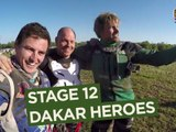 Étape 12 - Dakar Heroes - Dakar 2017