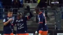 Jerome Roussillon Goal HD - Montpellier 1-1 Dijon 14.01.2017
