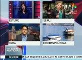Santiago Pérez analiza el fin de la política Pies Secos, Pies Mojados