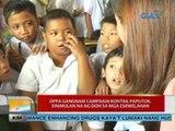 UB: Oppa Gangnam campaign kontra-paputok, sinimulan na ng DOH sa mga eskwelahan