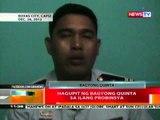 BT: Hagupit ng bagyong Quinta sa ilang probinsya