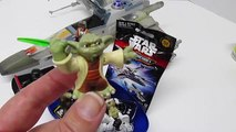 YODA!! Star Wars Play-Doh Surprise Egg Opening! STAR WARS Jedi Play-Doh! Star Wars Toys X-Wing!