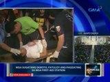 Saksi: Mag-anak, nailigtas sa sunog sa residential unit malapit sa Quiapo Church