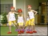 [快乐宝贝]I'D LIKE TO TEACH THE WORLD TO SING + GOOD MORNING + DO-RE-MI -- 彩虹世界 中英童谣 Vol.2 (Official MV)