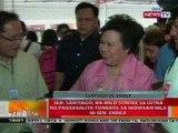 BT: Sen. Santiago, na-mild stroke sa gitna ng pagsasalita tungkol sa hidwaan nila ni Sen. Enrile
