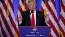 Trump's inauguration, Davos starts