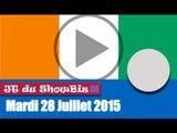 UBIZNEWS / Le JT du Showbiz du Mardi 28 juillet 2015 - Musique ivoirienne