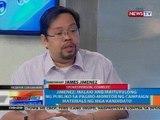 Paglalagay ng pangalan ng mga kandidato sa medalya at poster sa paaralan, ipinagbabawal ng Comelec