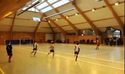 U11 : Demi-Finale Tournoi futsal Leval [Vs Dompierre-07/01/2017]