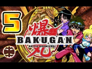 Bakugan Battle Brawlers Walkthrough Part 5 (X360, PS3, Wii, PS2) 【 SUBTERRA  】 [HD]