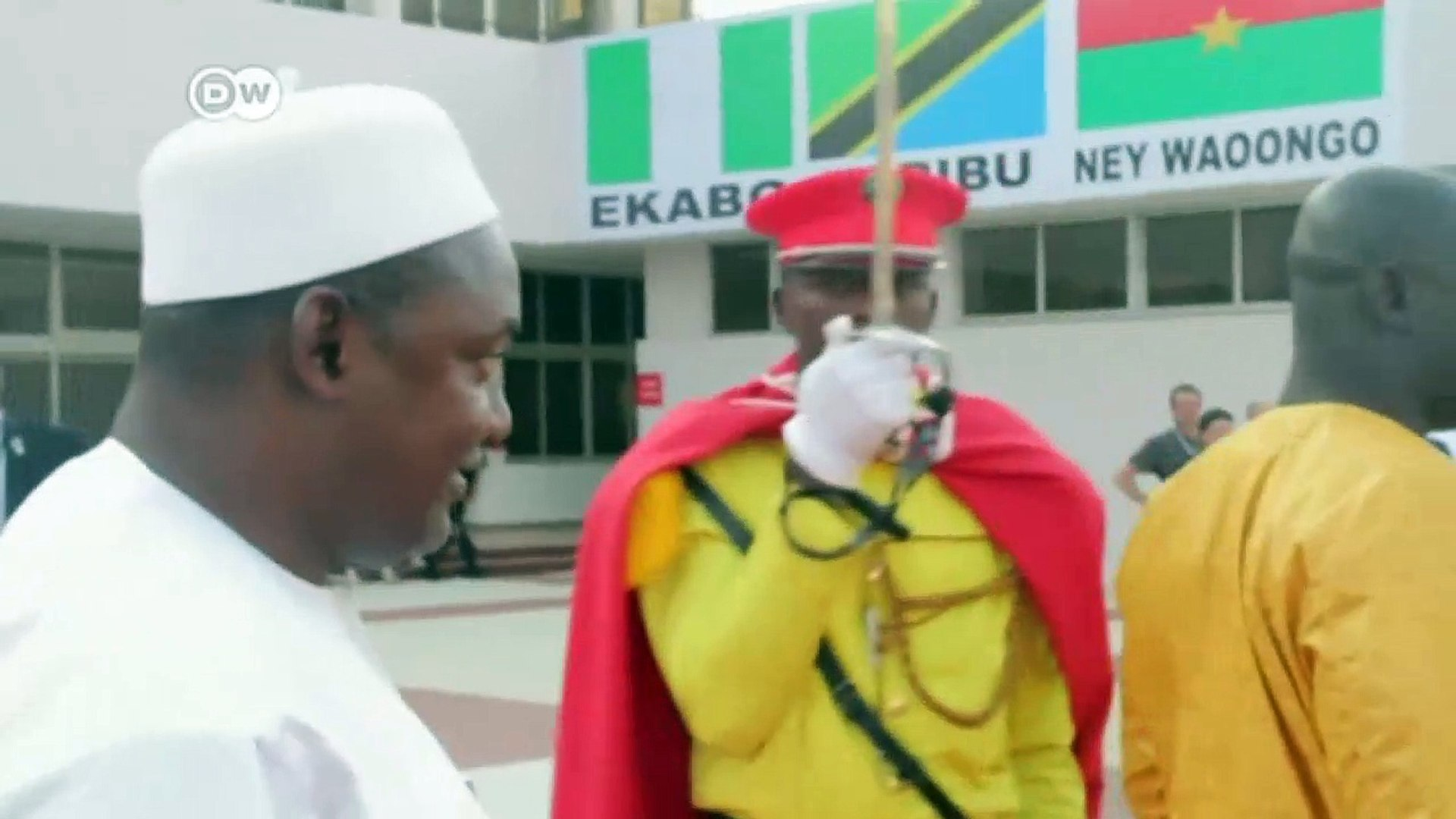 The Gambia faces political turmoil   DW News