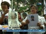 Kaso ng pagdukot sa aktibistang si Jonas Burgos, muling pinabubuksan ng kanyang pamilya sa SC