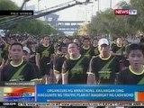 NTG: Mga organizer ng fun run at marathon, dapat magsumite ng security plan sa MMDA