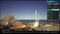 Space X successfully launches and lands first rocket since explosion