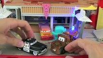 Screaming Banshee and Ghostlight Disney Pixar Cars Prank Lightning McQueen Pranks Mater