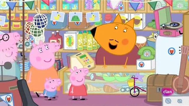 Peppa Pig En Español   Peppa Pig Full Episodes   Mr Fox's Shop