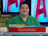 UB: Ryan Yllana, nanalong konsehal sa Parañaque City