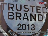 SONA: Ilang Kapuso, pinarangalan sa Reader's Digest Trusted Brand Awards