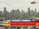 GDP Growth ng Pilipinas sa 1st quarter ng 2013, pinakamataas mula nang manungkulan si PNoy