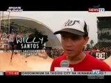 Kilalanin si Willy Santos, ang Pinoy pro skateboarder na